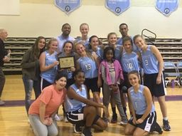 "8th Grade Basketball Wins St. Agnes Annual ""Turkey Shoot"" Tournament"
