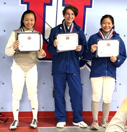 St. Mary's Fencing advances to compete in Junior Olympics Event
