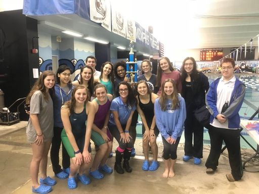 MS & US Swim Head to State