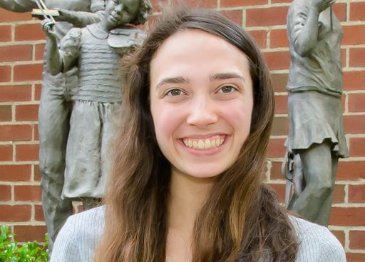 Madeleine O'Toole '18 Awarded Clarence Day Scholarship