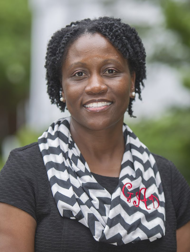 Gwendolyn Alexander Ph.D.